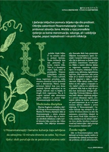 SENSA, Biljke zenskog roda 2