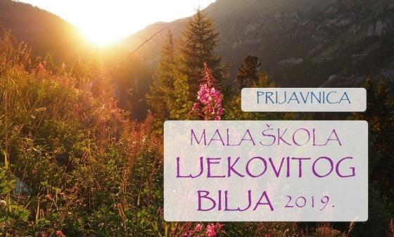 Prijavnica - mala škola ljekovitog bilja