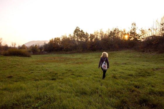 Lika, zalazak sunca - Damir Bišćan